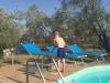 Bijna privé zwembadje