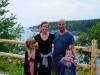 In Acadia NP