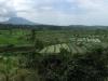 Uitzicht vlakbij Tirta Gangga