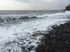 De zee wat ruwer