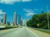 Onderweg naar Atlanta