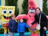 En natuurlijk met Sponge Bob