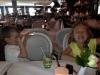 Stoelendans in het restaurant