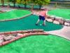 Onze midget golfer