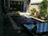 Fijn hoor, een eigen zwembad