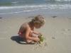 Zand, strand, schelpjes