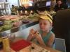Afsluiten met kaiten sushi