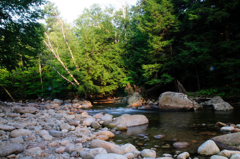 Leuk riviertje